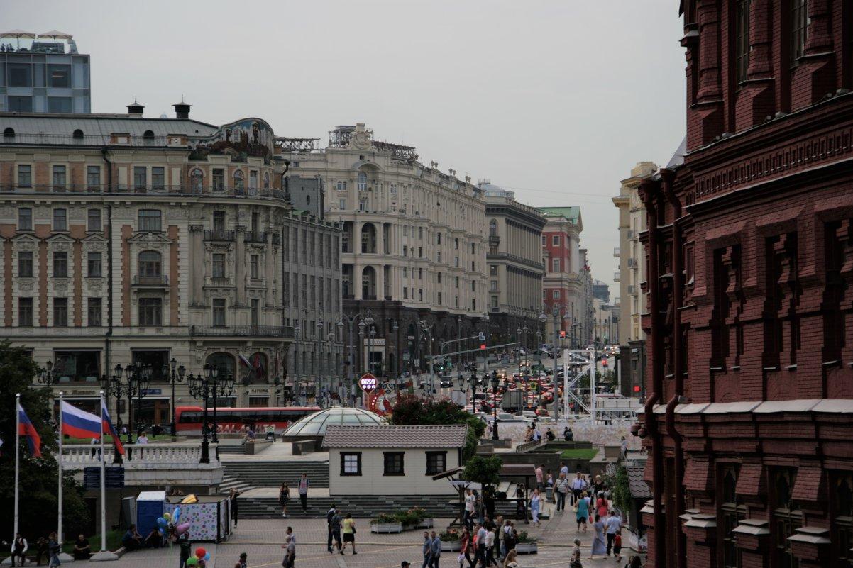 Москва - Пётр Баранов