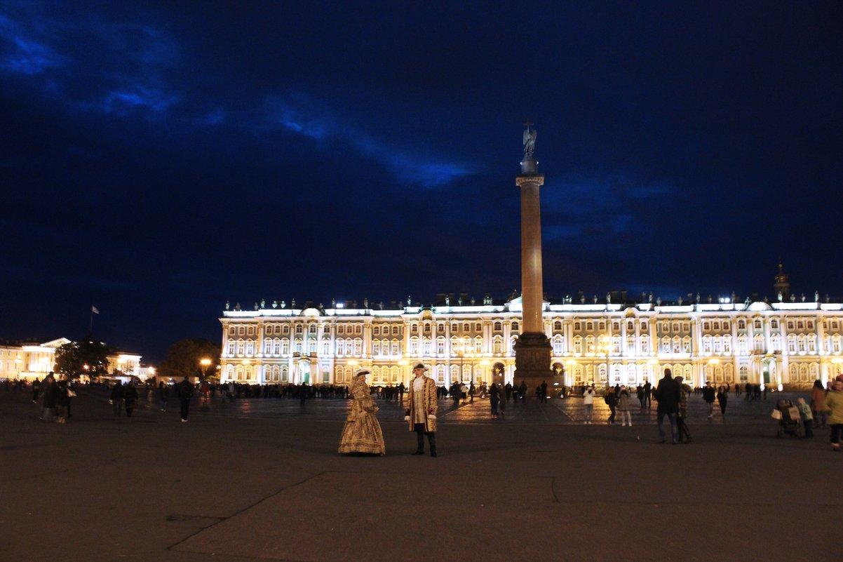Зимний дворец - Виктория Левина