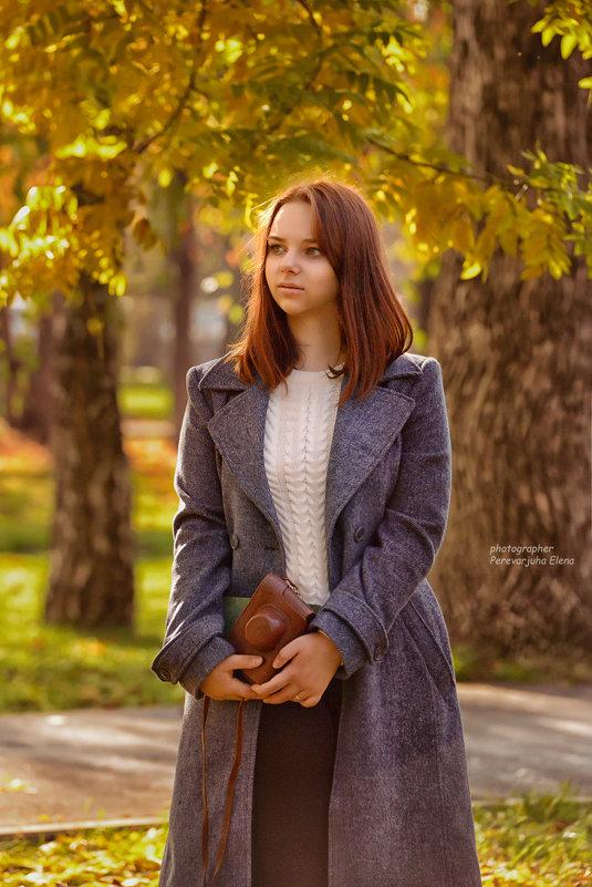 --- - Елена Переварюха