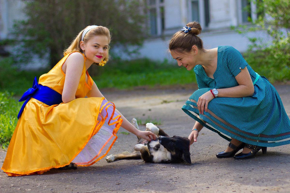Девушки - Юлия Доронина