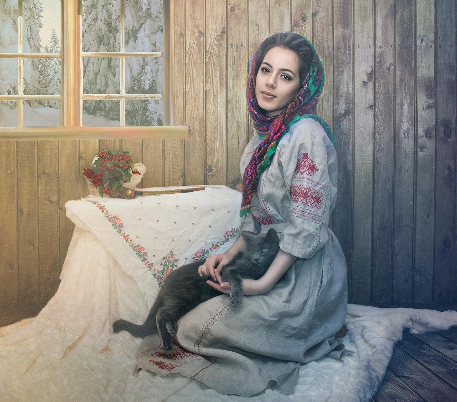 Русская краса - Александра Чимишлиу