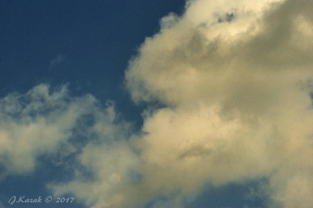 Вот такое облако. - Елена Kазак