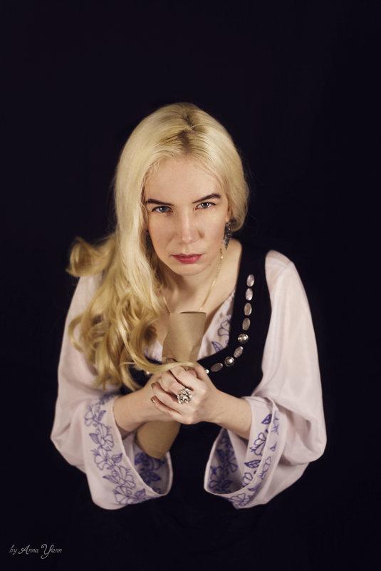 Марина - Анна Янн