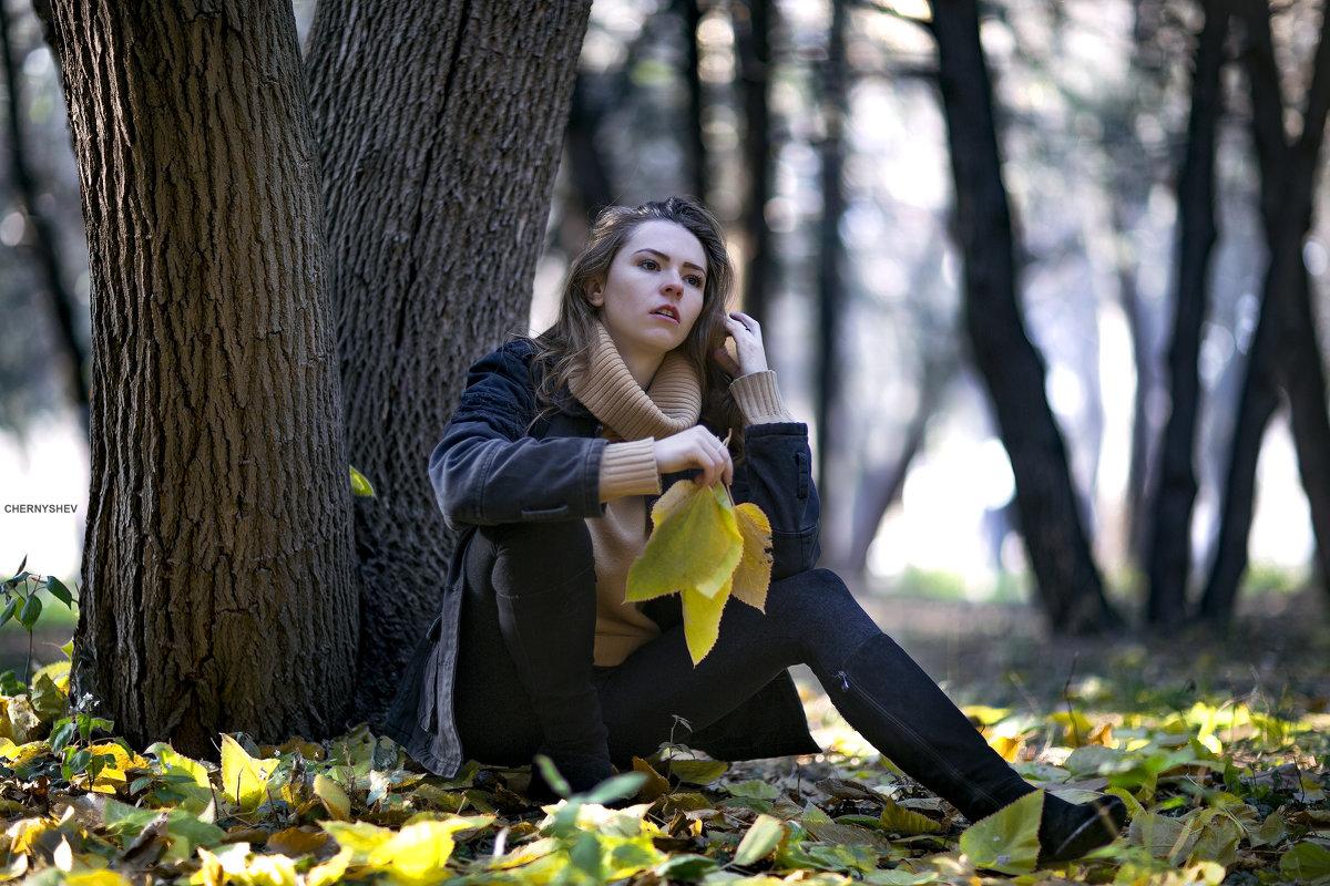 """Анна. из альбома """"логика листьев"""". - Валерий Чернышов"""