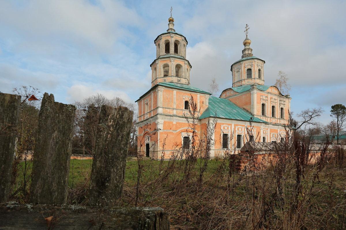 Церковь Иконы Божией Матери Владимирская в Чукавине - Ninell Nikitina