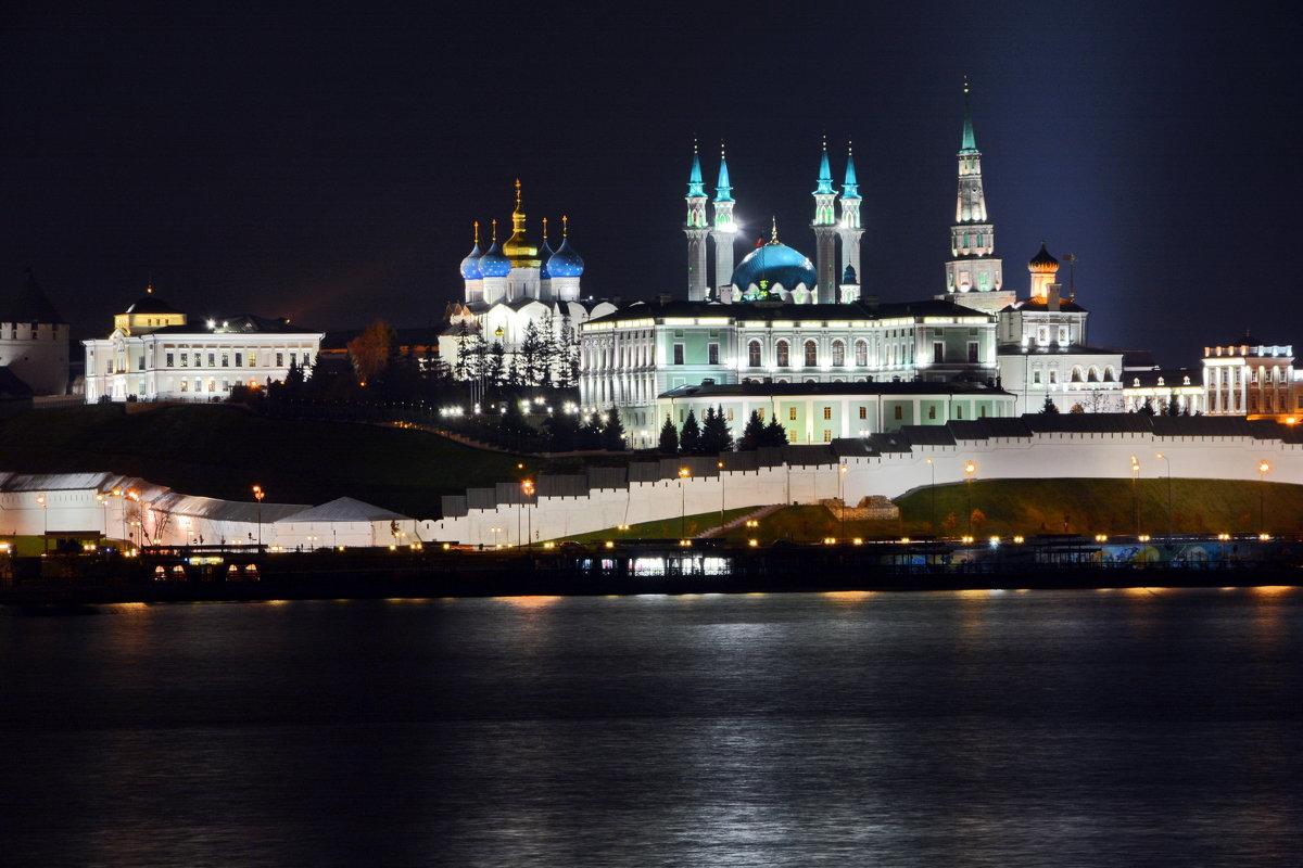 Казанский Кремль - Леонид Иванчук