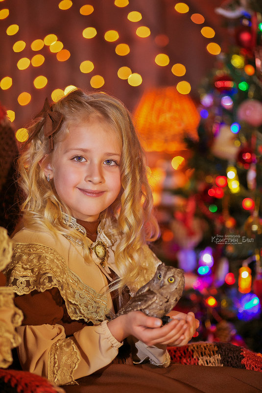 Новогодняя сказка Александры :) - Кристина Беляева
