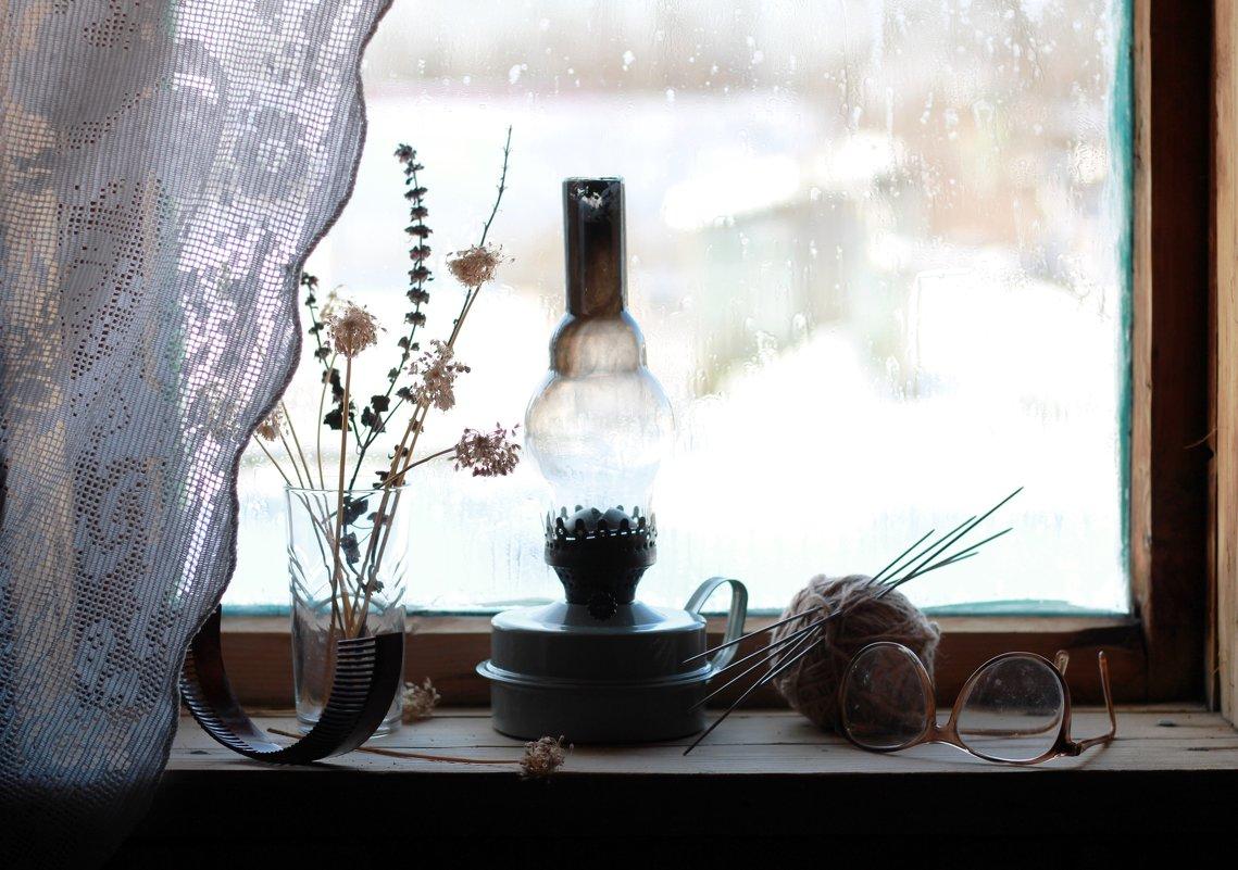 Опять  зима... - Наталья Казанцева