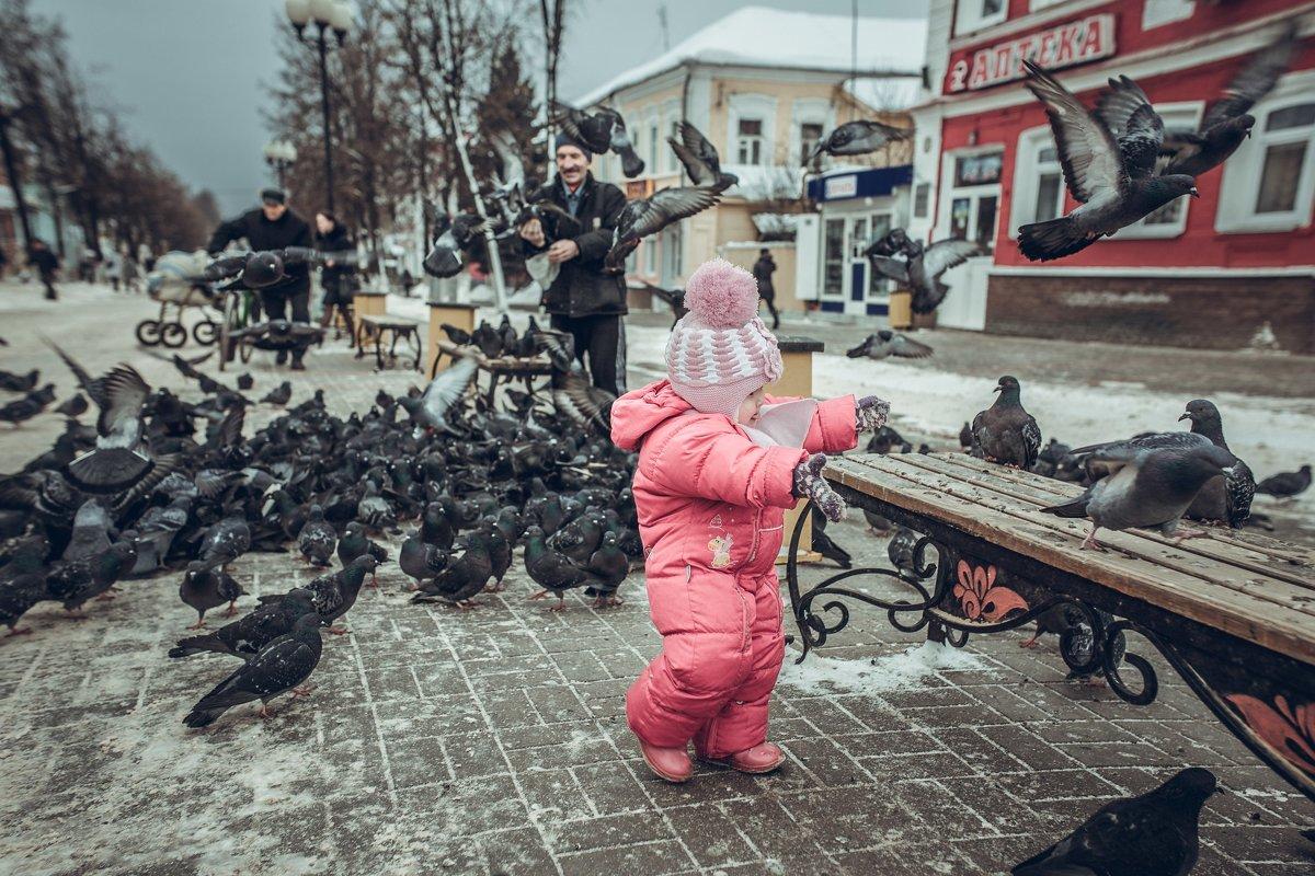 Дети - Енусов Михаил