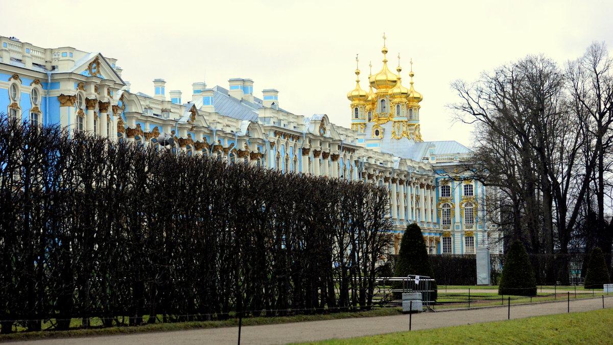 Екатерининский дворец  1 - Сергей