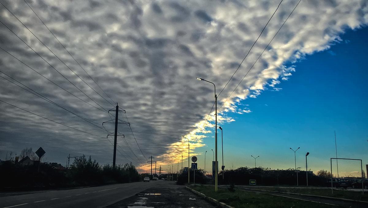 Граница - Сергей Форос