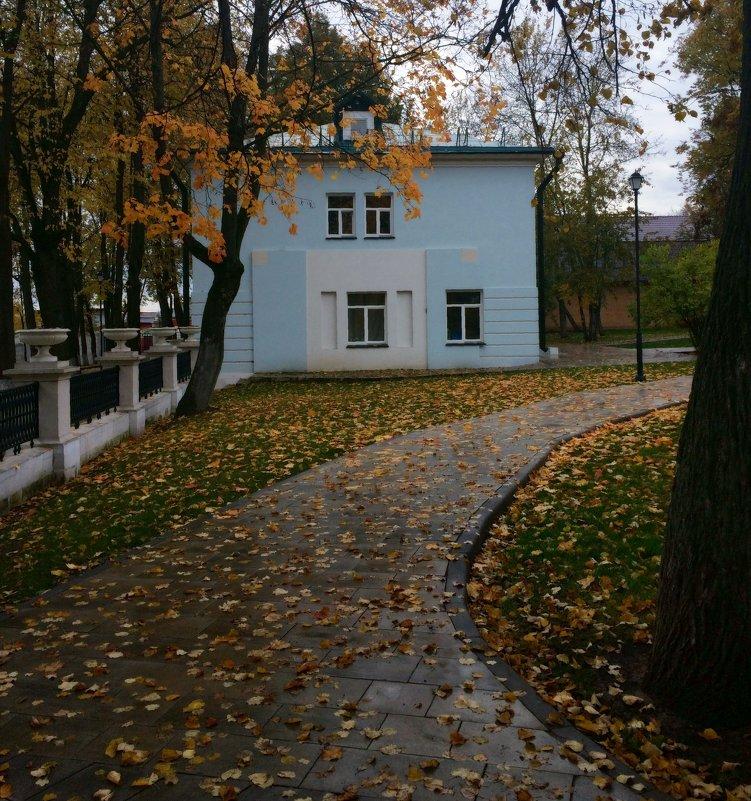 Такая  красивая  осень... - Наталья Соколова