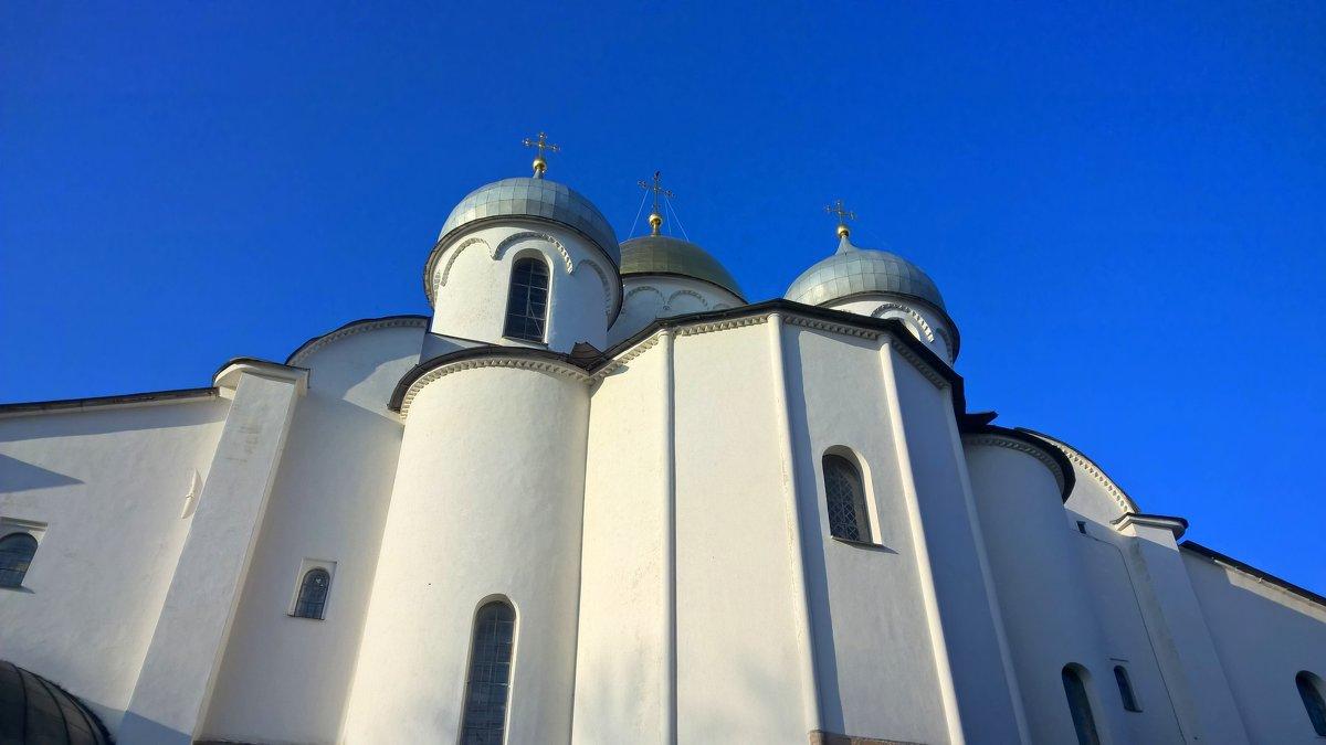 Великая София в Великом Новгороде. XI век - Марина Домосилецкая