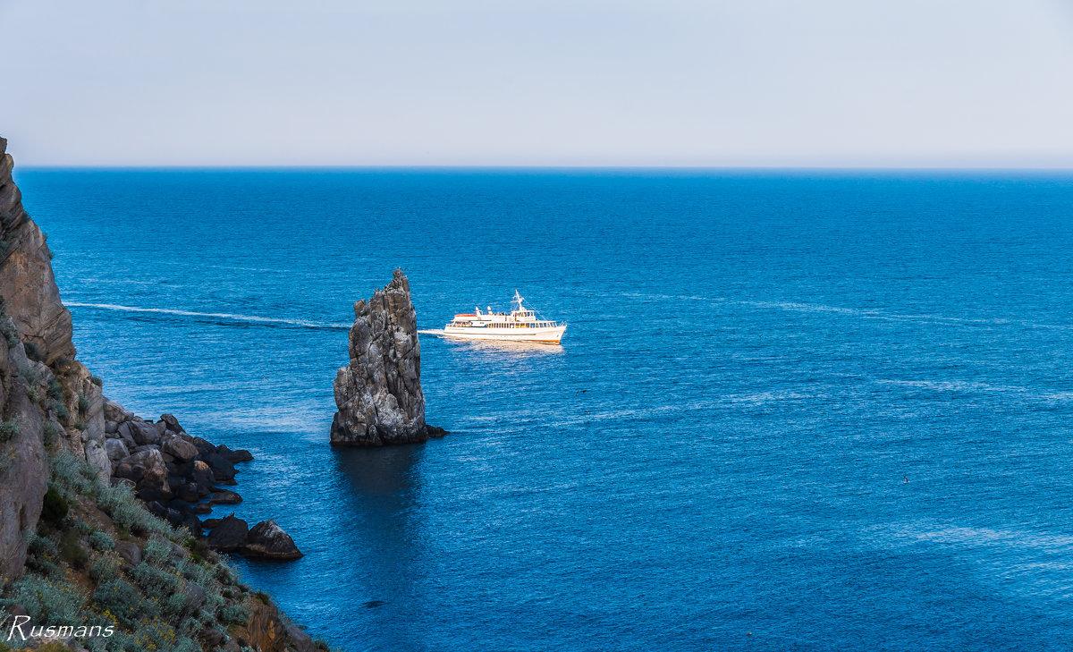 Море... Корабль... Парус - Ruslan