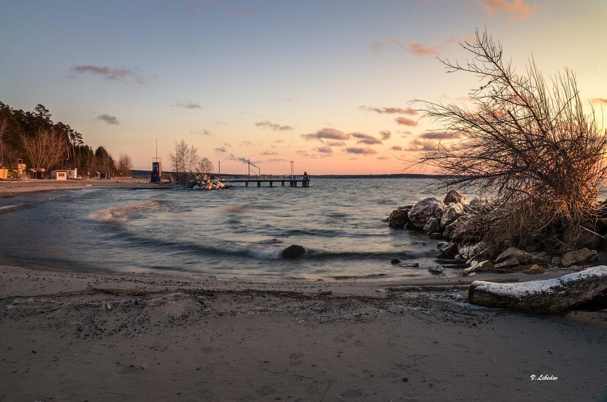берег Обского моря - cfysx