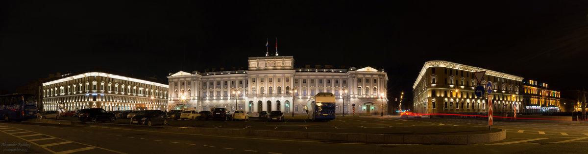 Сенатская площадь - Александр Руцкой