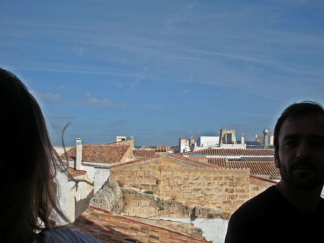 Прогулки  по  крышам Пальма де  Майёрка. - Виталий Селиванов