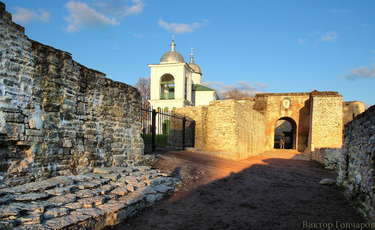 Изборская крепость - Laryan1