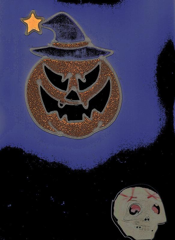 Halloween - Юлия Денискина