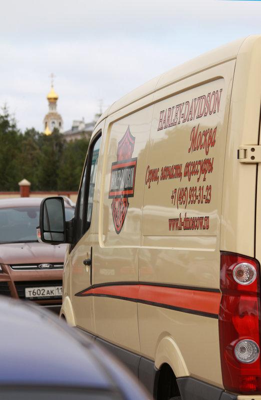 Скорая помощь Харлей-Девидсон - Алексей Мамаев