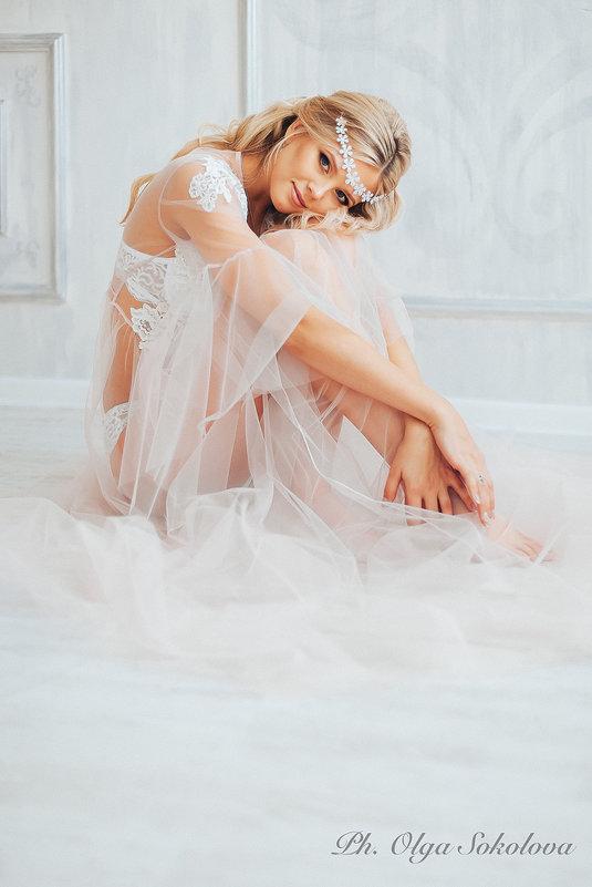 Прекрасное утро воздушной невесты - Olga