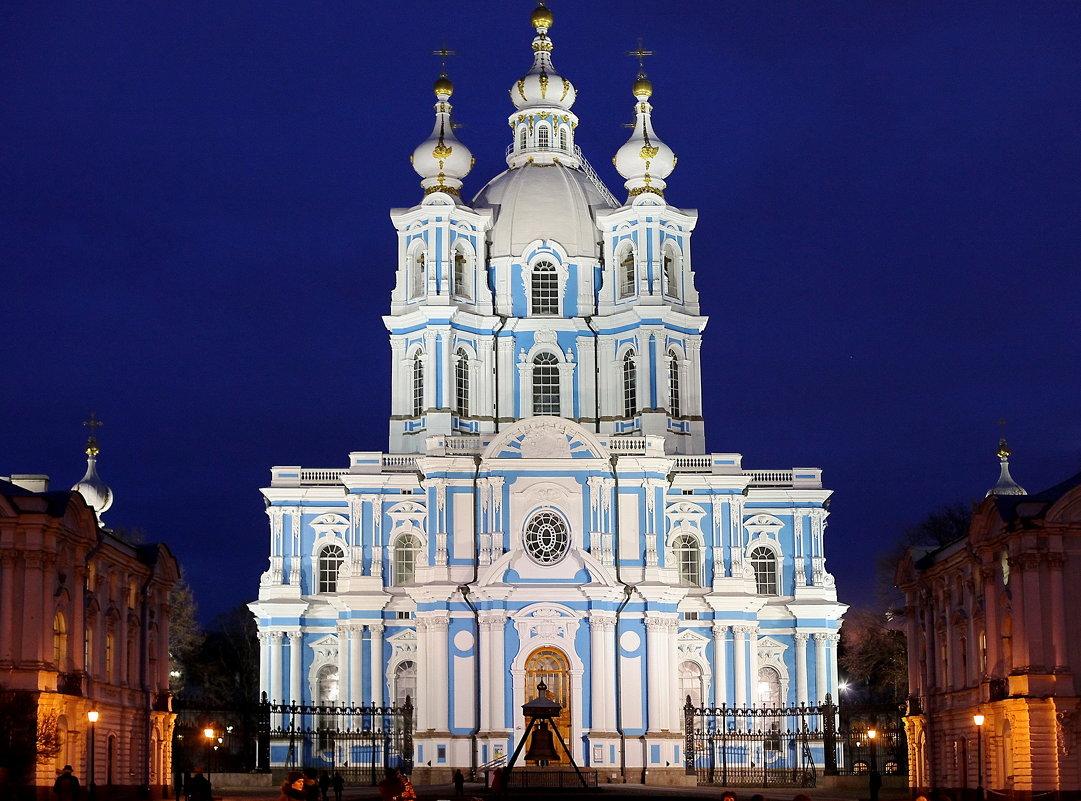 Смольный собор - Александр