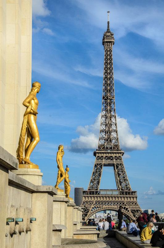 Париж - Наталия