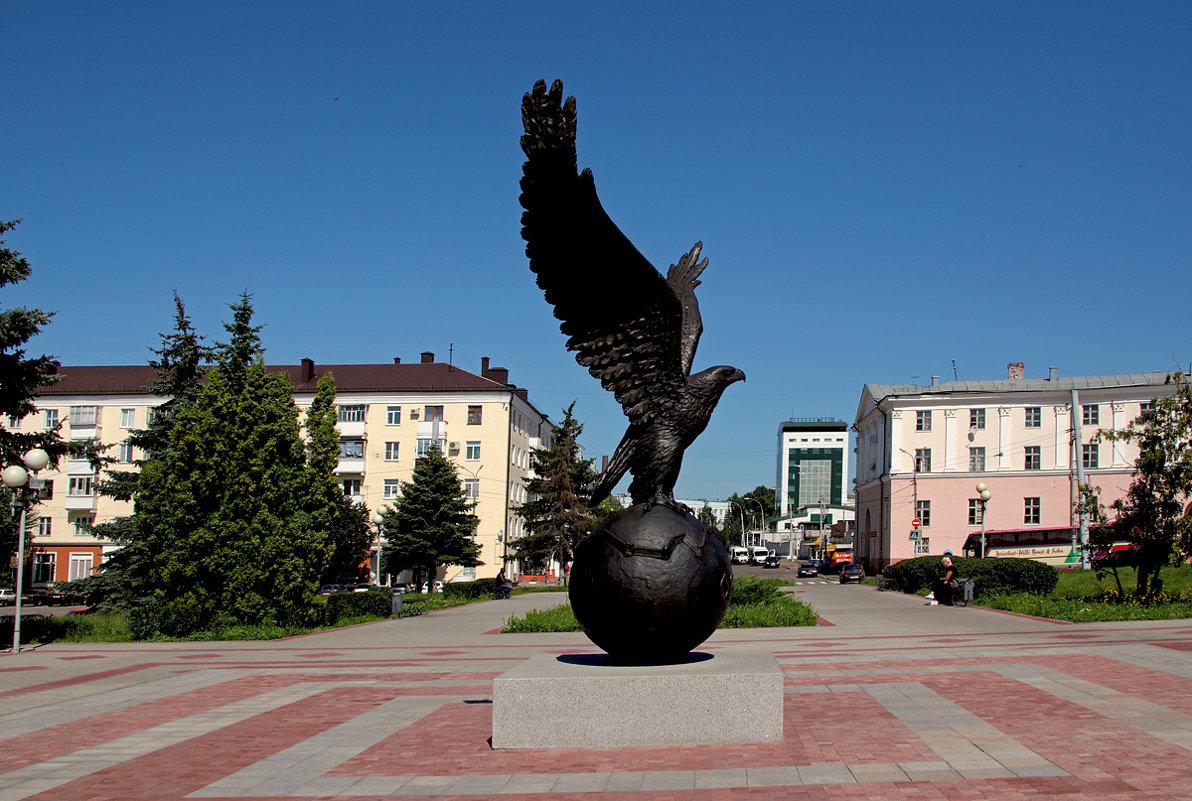 Символ города Орла - MILAV V