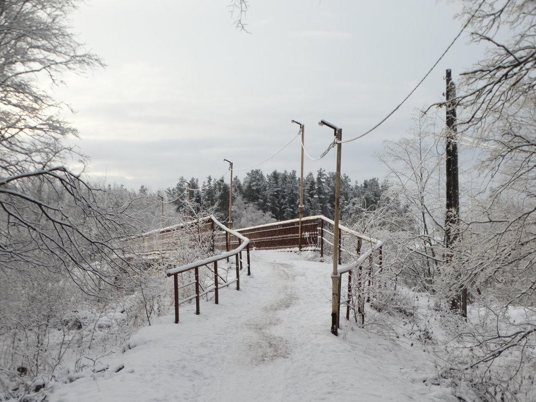 мостик на Заречье - Михаил Жуковский