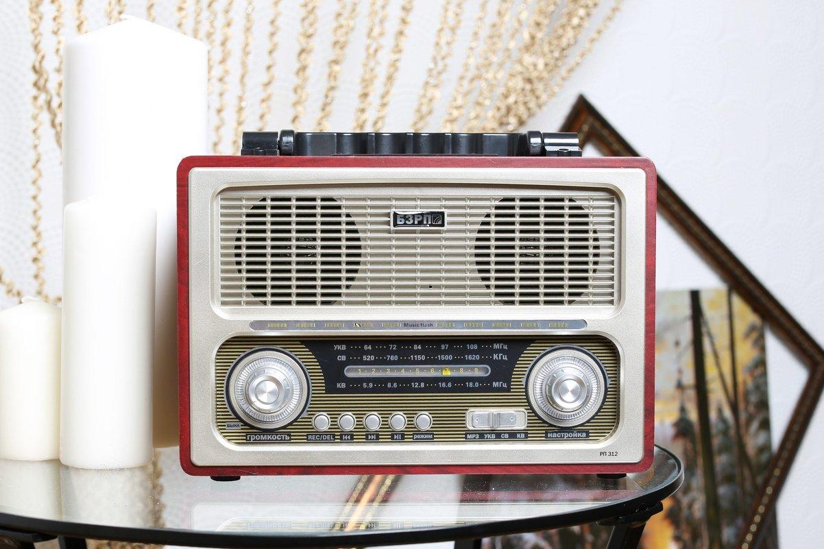 Ретро радио - ДмитрийМ Меньшиков