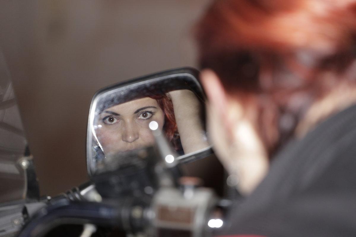 Сквозь зеркало - Яна Минская