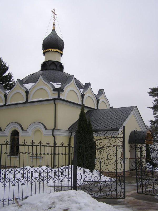 Храм Богоявления Господня - Анна Воробьева