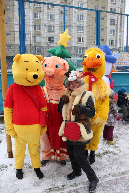 """Новогодний праздник """"Встречаем Новый год!"""" - Центр Юность"""