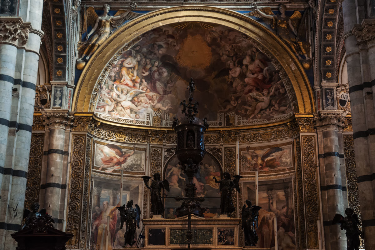Duomo di Siena - Надежда Лаптева