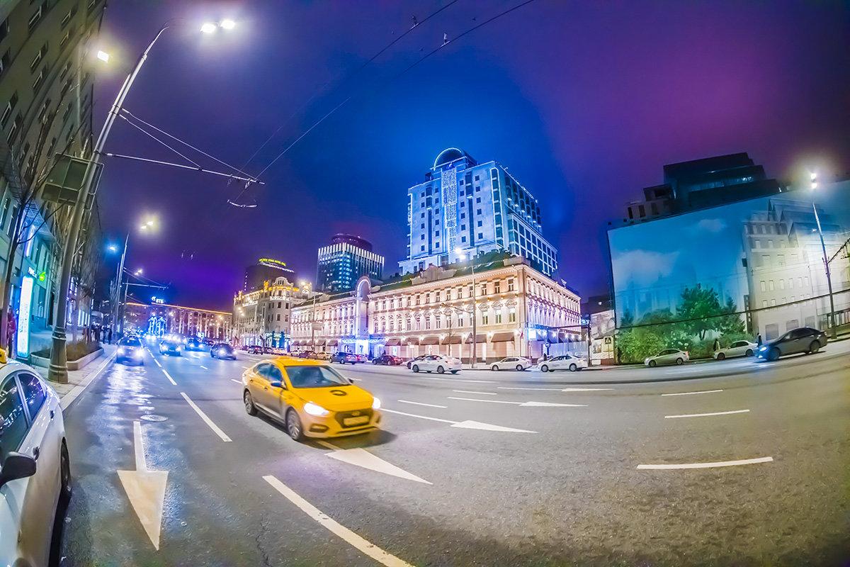 Москва новогодняя 2018 - Игорь Герман