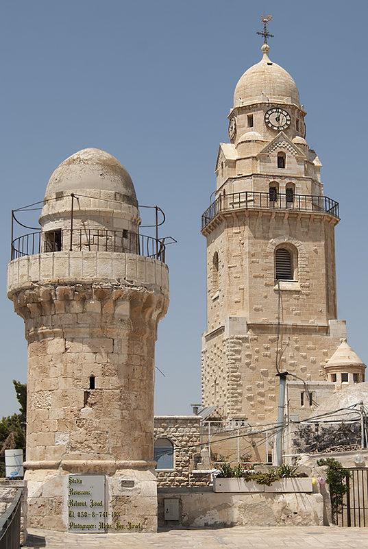 """Из серии: """"Храмы Иерусалима"""" - Aleks Ben Israel"""