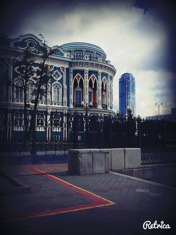 Города России - Faina Popova