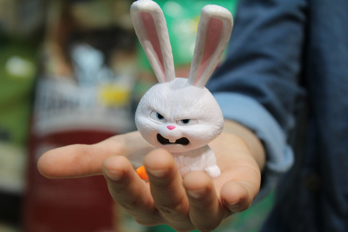 Злобный заяц - Faina Popova