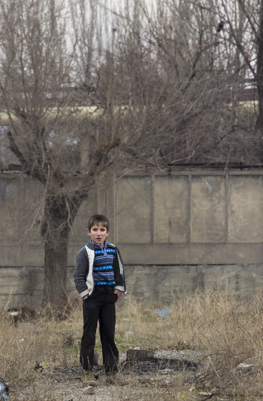 мальчик - Ani Zargaryan