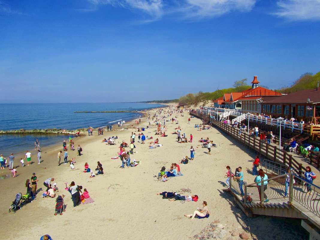 Балтийский пляж - Сергей Карачин