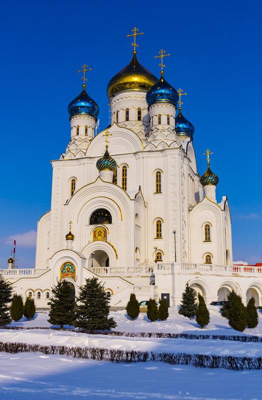 Храм - Галина Кубарева