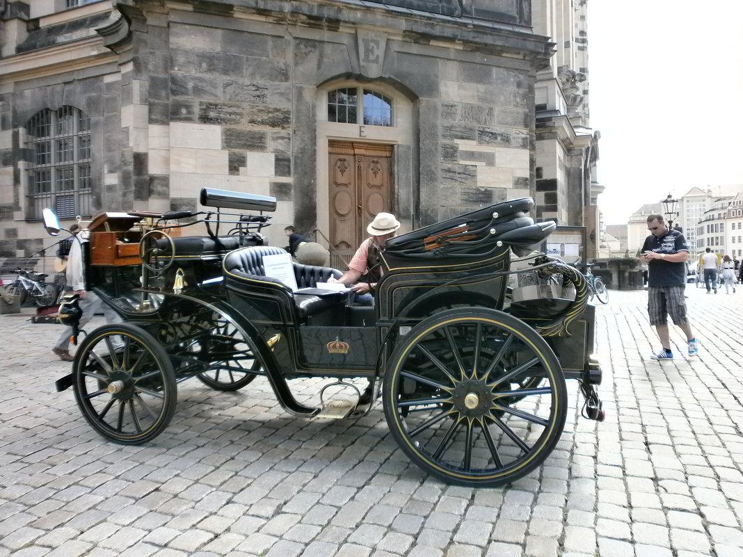 Прогулки по Дрездену ... - Алёна Савина