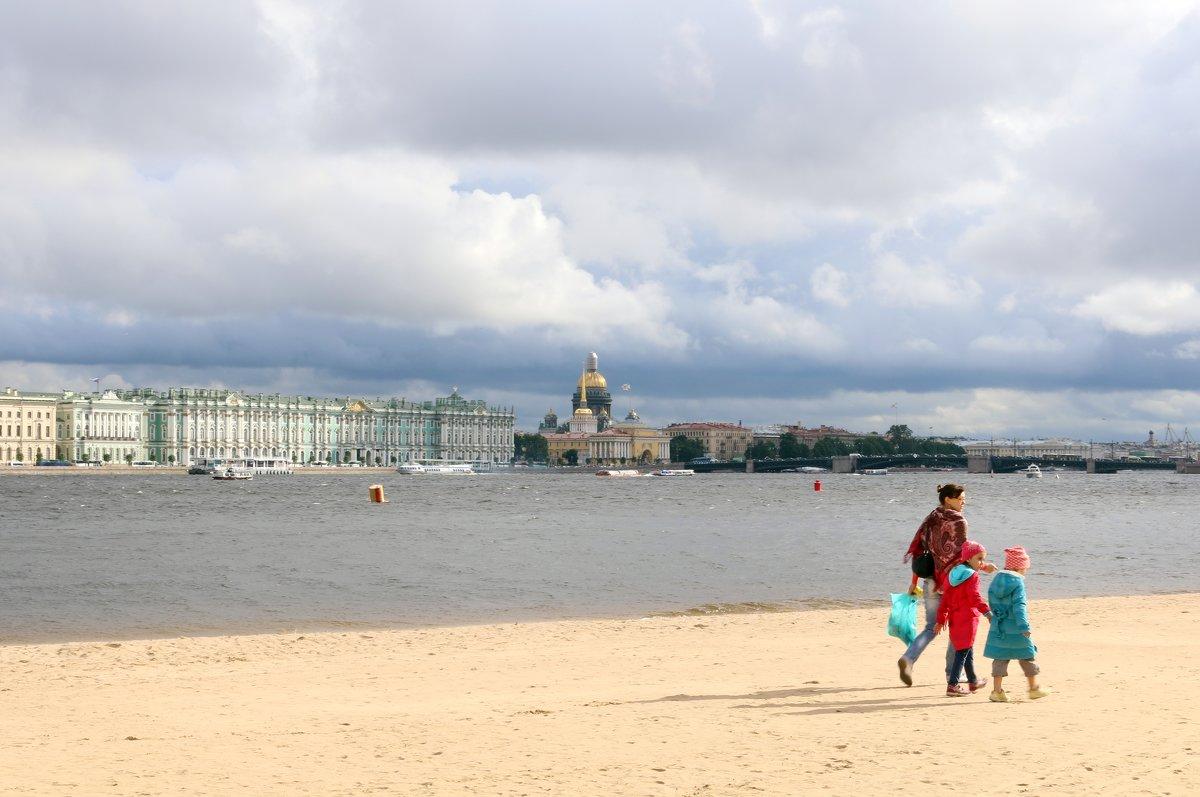 Прогулки по Неве - Ольга
