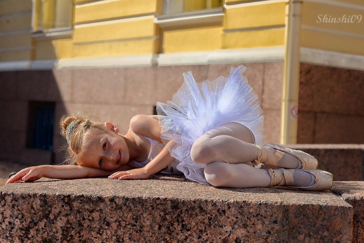балерина - Тамара Рубанова