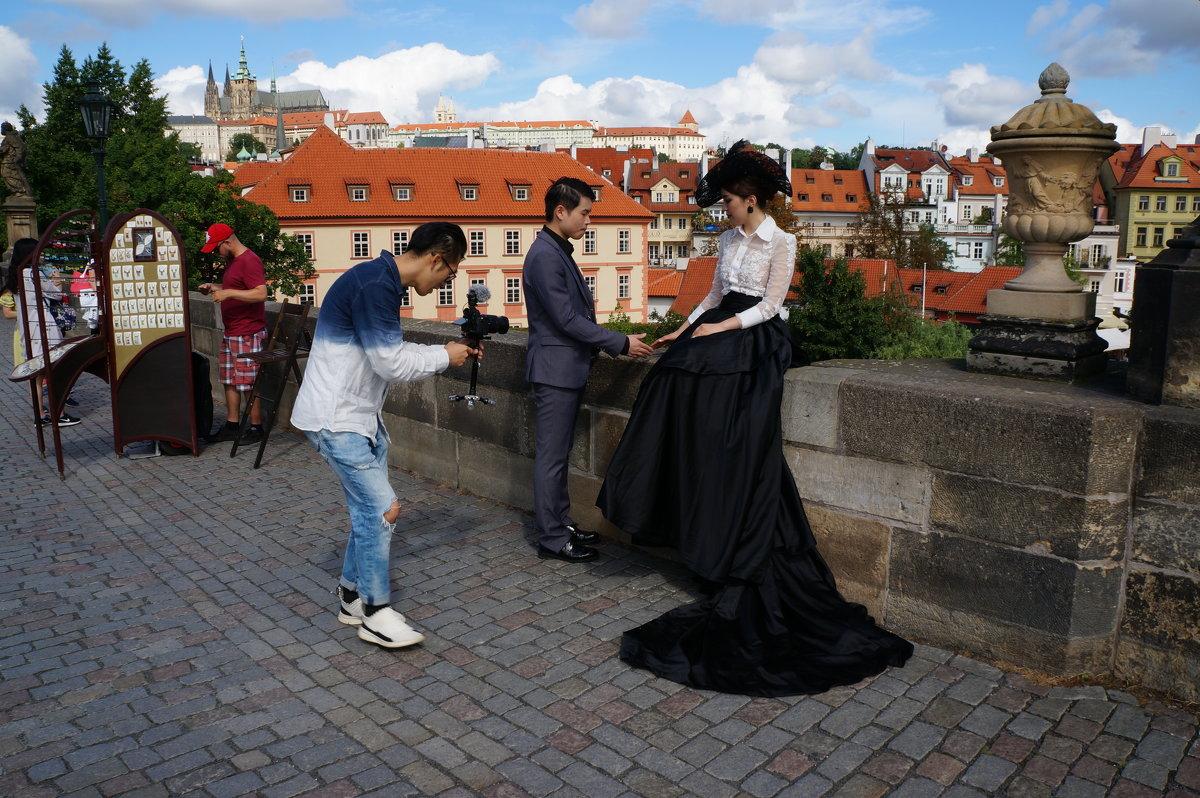 Свадебная фотосессия - Алёна Савина