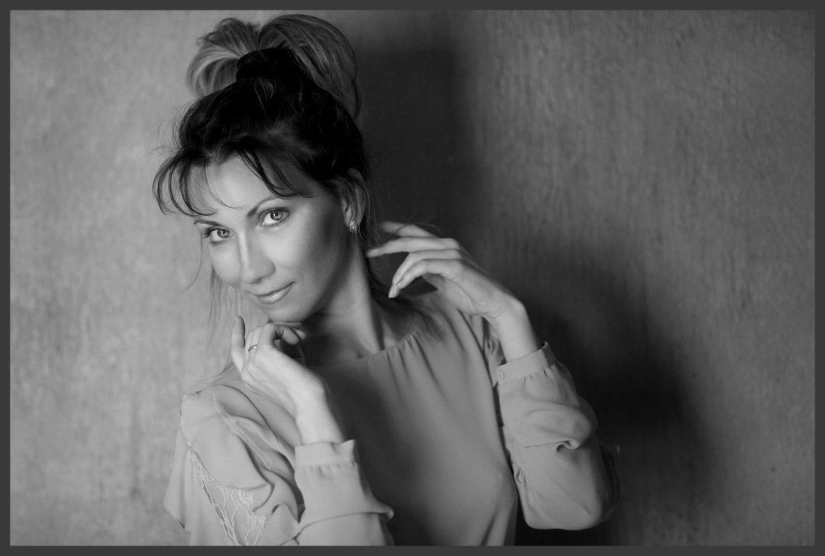 портрет - Мила Гусева