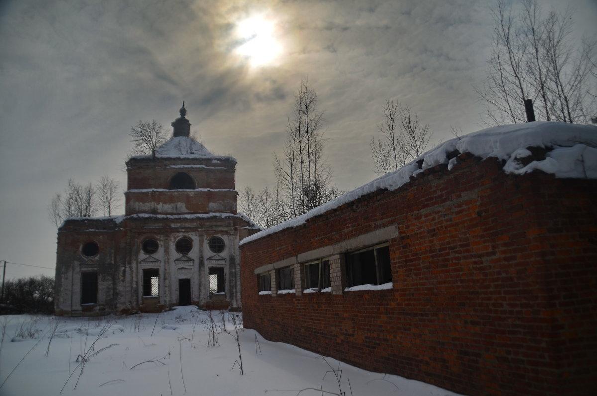 ц.Знамения 1792г - Aleksandr Ivanov67 Иванов