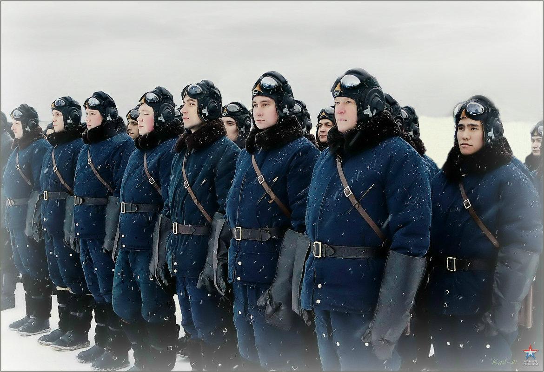 Арктика. Авиаторы - Кай-8 (Ярослав) Забелин