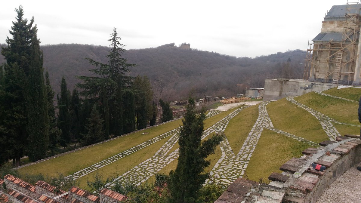 Грузия - Лада Замараева
