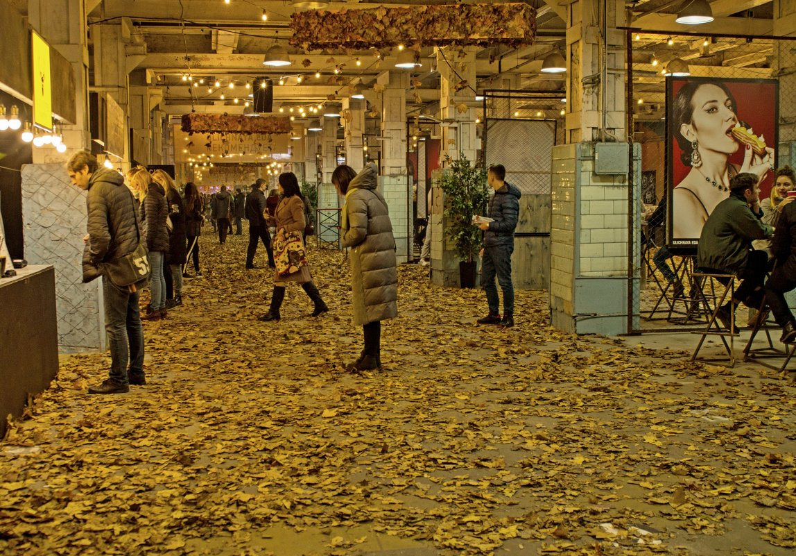 Перевоплощение старых заводов. Новая жизнь возможно без разрушения старой - Valeriya Vakulenko